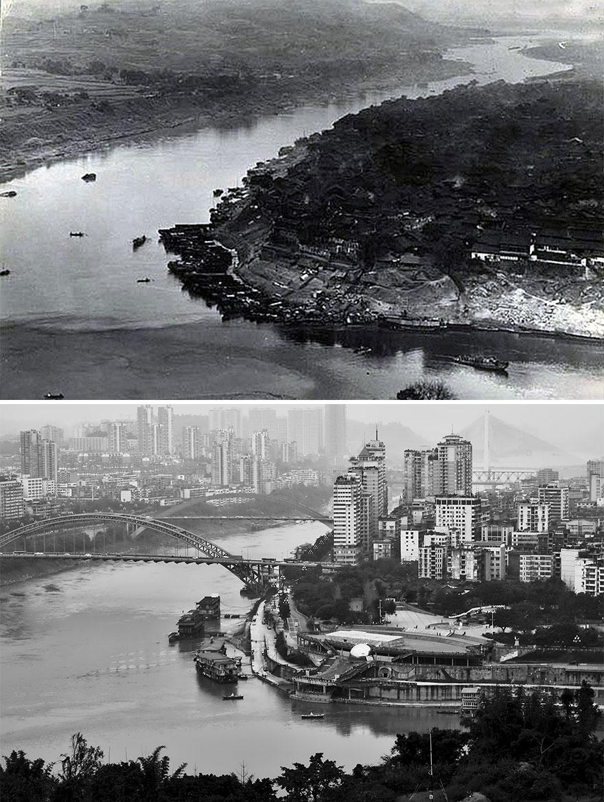 Ибинь — городской округ в провинции Сычуань в 1940 и 2016 году