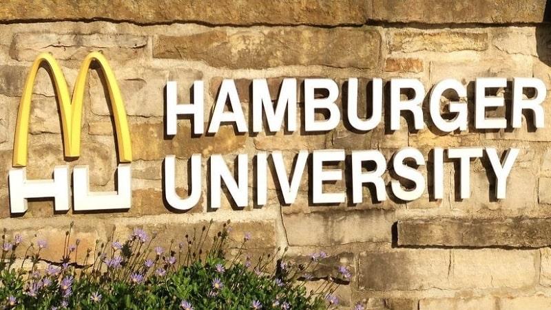 университет Гамбургера