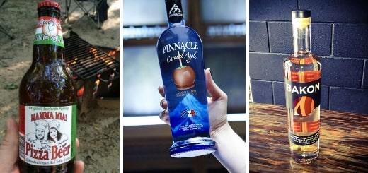 17 странных и необычных алкогольных напитков