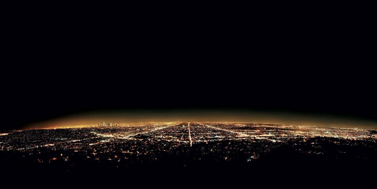 Андреас Гурски — «Лос-Анджелес»