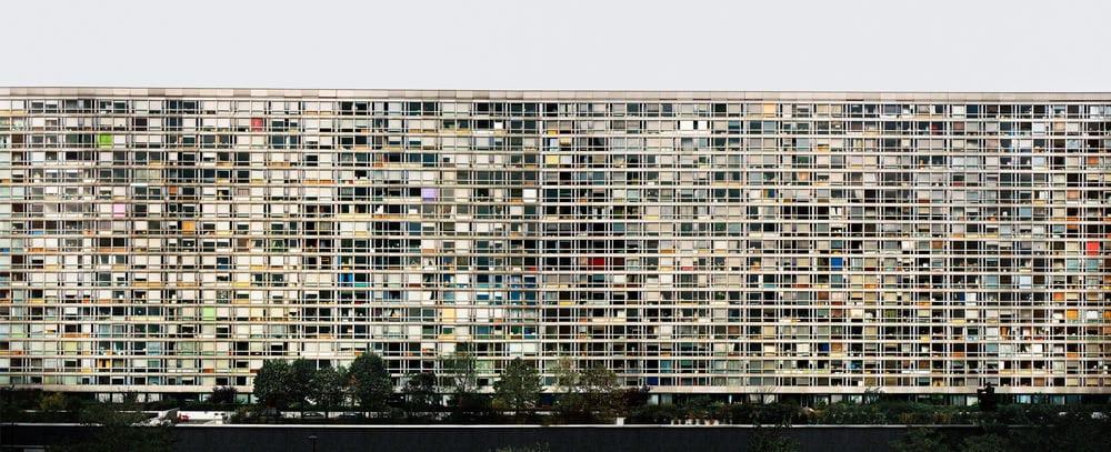 Андреас Гурски — «Париж, Монпарнас»