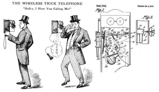 Телефон-розыгрыш