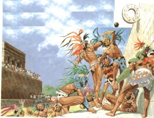 спортивные игры Майя