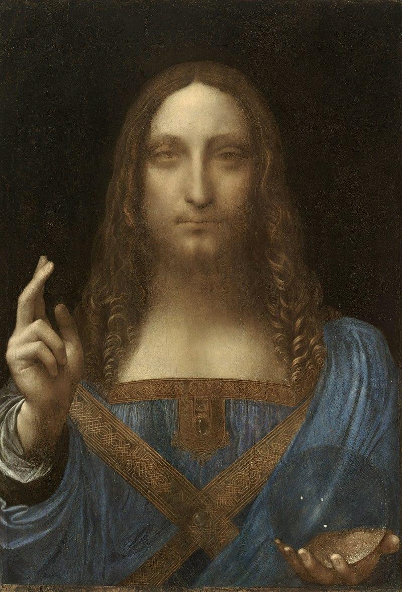 «Salvator Mundi»