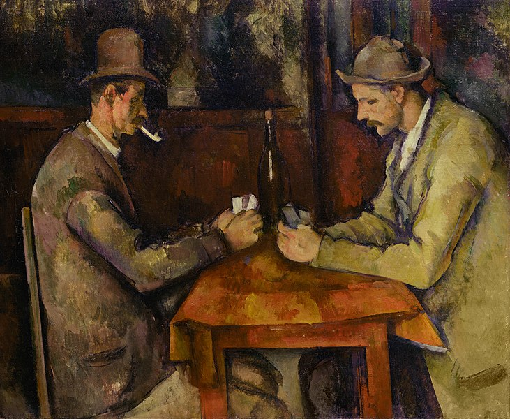 «The Card Players»