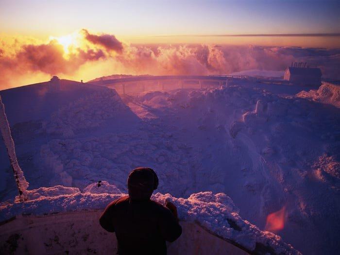 В Заливе Содружества в Антарктиде