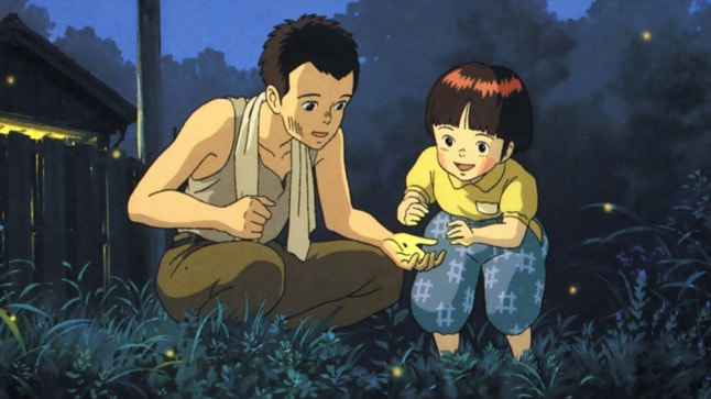 Могила светлячков (Hotaru no haka), 1988 - лучший мультфильмы всех времен