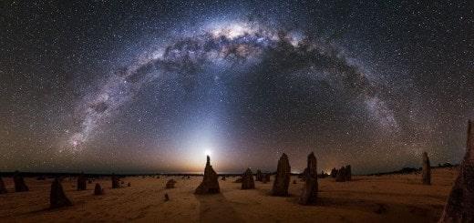 25 невероятных фактов о Млечном Пути