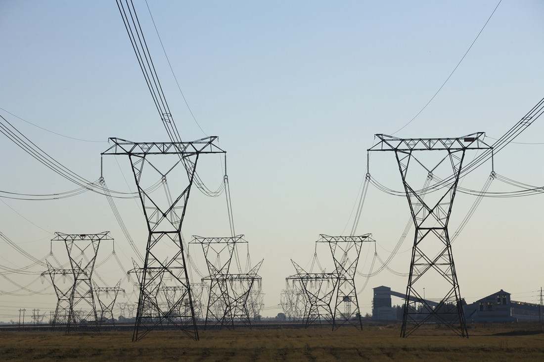 Электричество в ЮАР