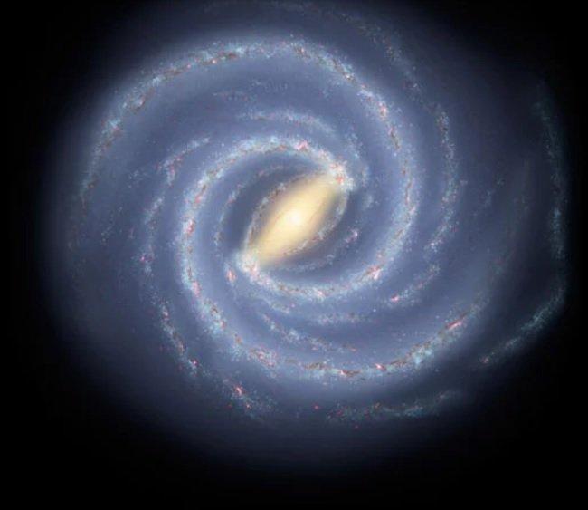 Интересные факты о Млечном Пути