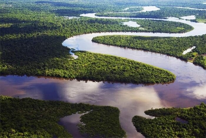 Длина Амазонки