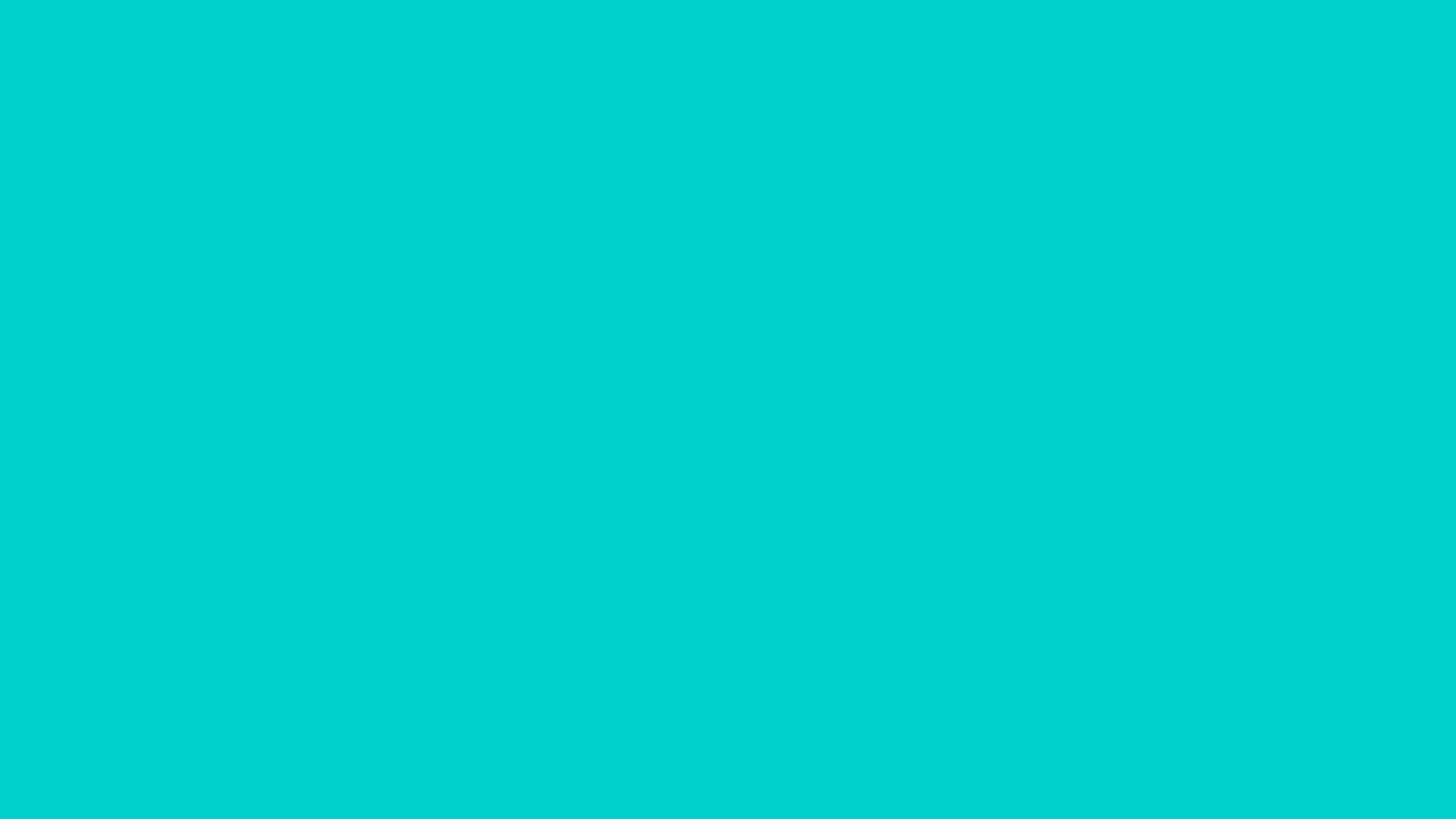 «Цвет яиц дрозда» — #00cccc