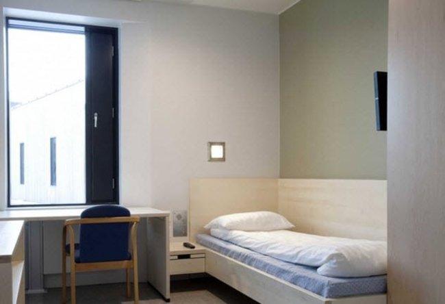 Тюрьма Холден (Halden), Норвегия