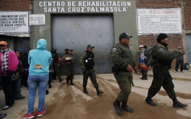Тюрьма Пальмасоле (Palmasola), Боливия
