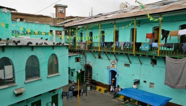 Тюрьма Сан-Педро (San Pedro), Боливия