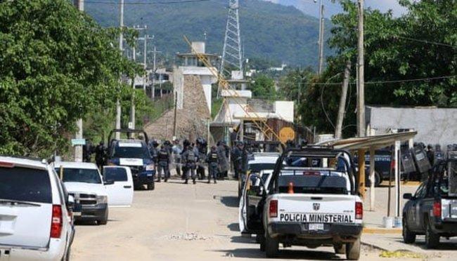 Тюрьма в Акапулько, Мексика