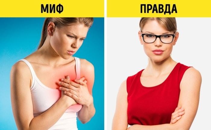 миф о здоровье