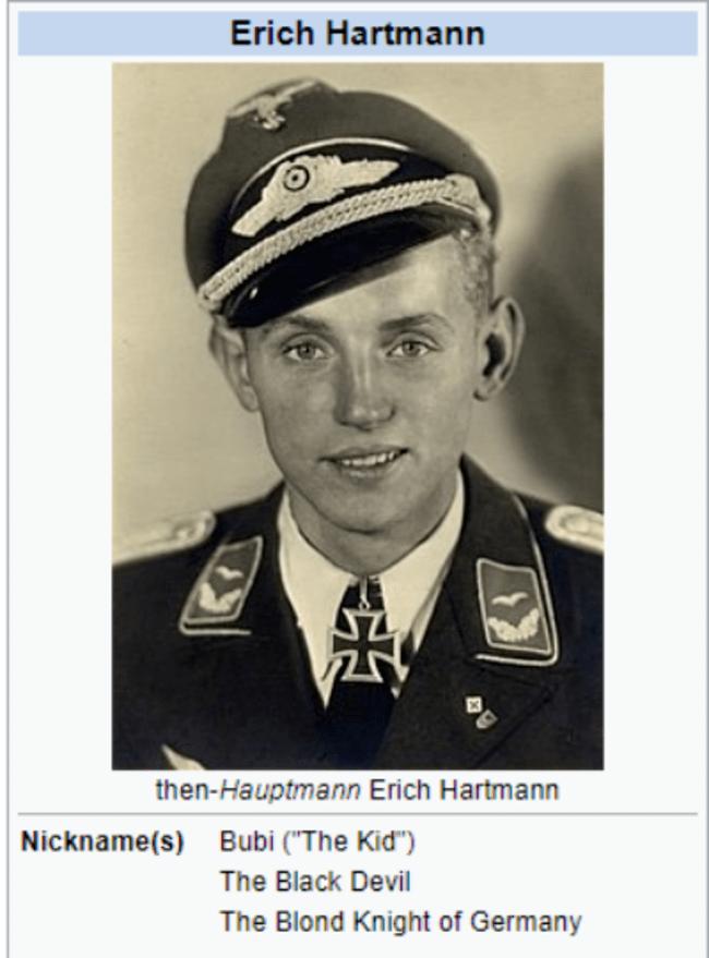Эрик Хартман
