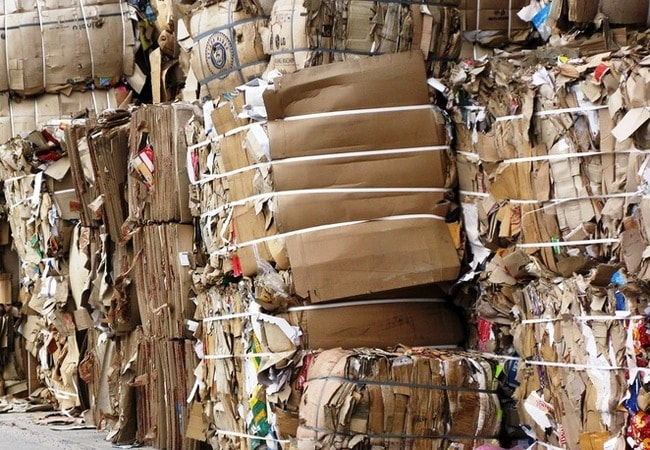 Возможность переработки сырья — основное преимущество упаковки из гофра