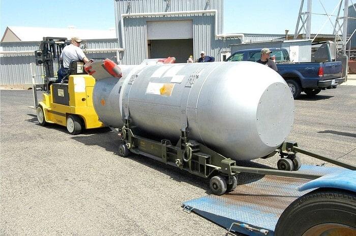Ядерная бомба B53 (Mk-53)