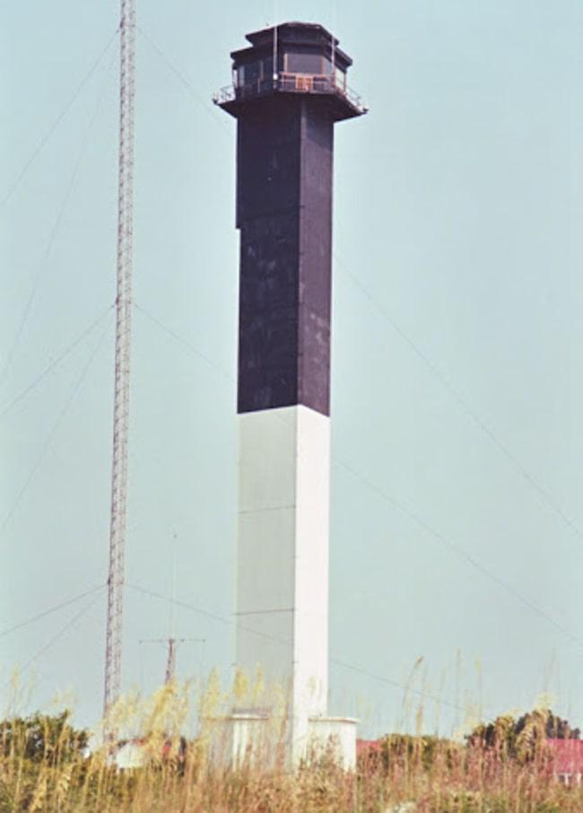 Чарльстонский маяк треугольной формы