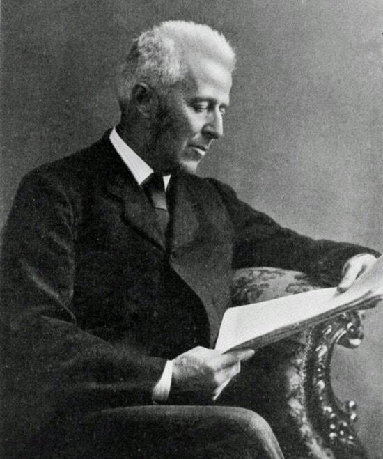 Доктор Джозеф Белл.