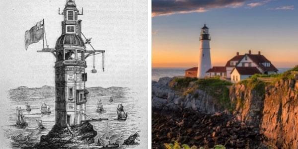 Факты о маяках