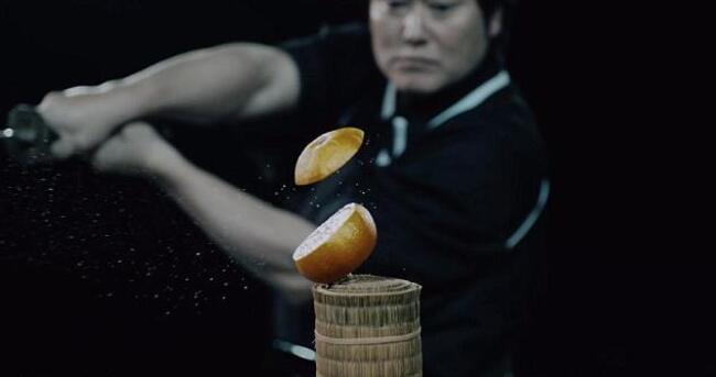 Исао Мачии – самый быстрый современный самурай