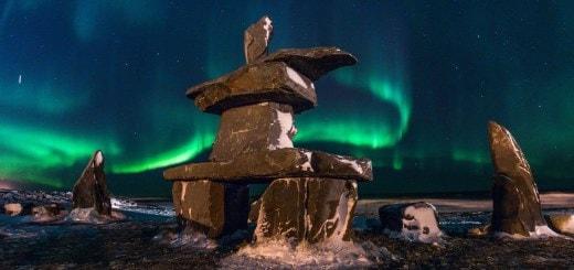 Как смотреть на северное сияние, не выходя из дома
