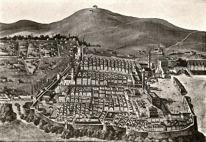 Картина Дубровника