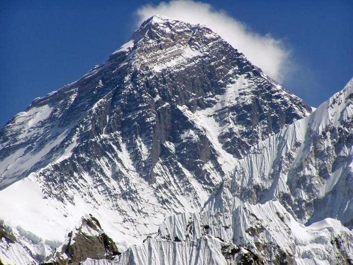Насколько высок Эверест?