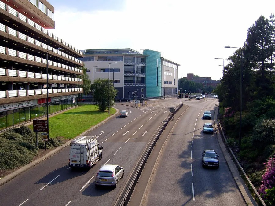 Паркинг Bold Lane