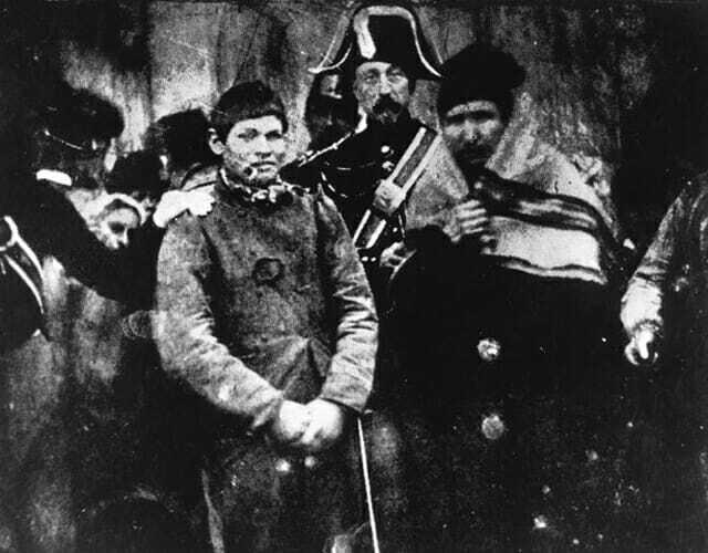 Первая новостная фотография - 1847