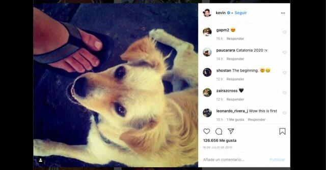 Первое фото в Instagram