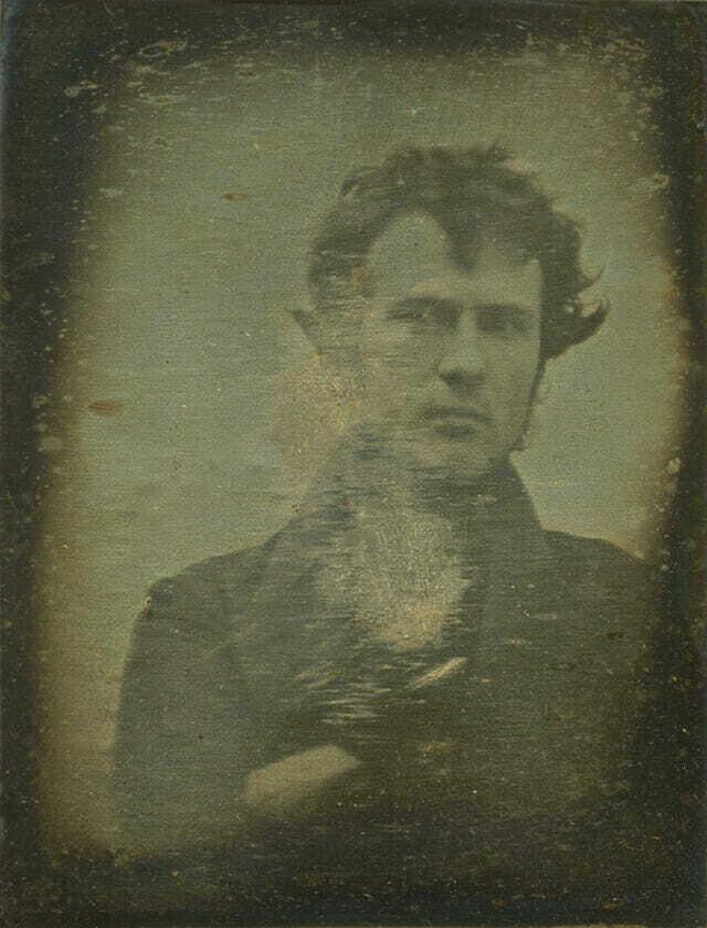 Первый автопортрет - 1839