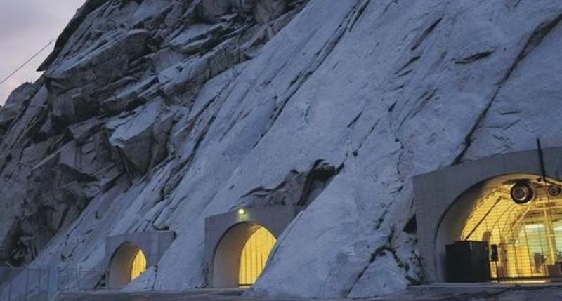 Секретное хранилище церкви мормонов