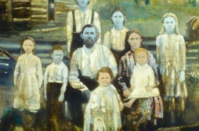 Синекожая семья