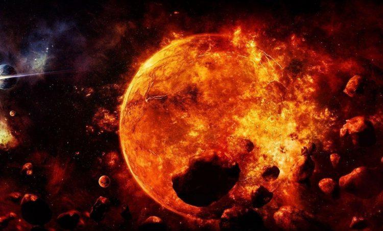 Сколько осталось гореть солнцу