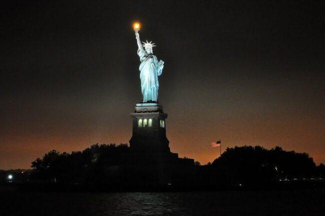 Статуя Свободы – главный маяк Америки