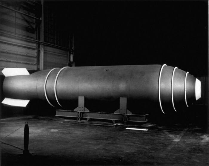 Ядерная бомба Mk-17 (Марк 17)