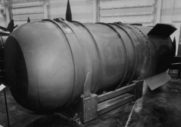 Ядерная бомба Mk-36 (Марк 36)