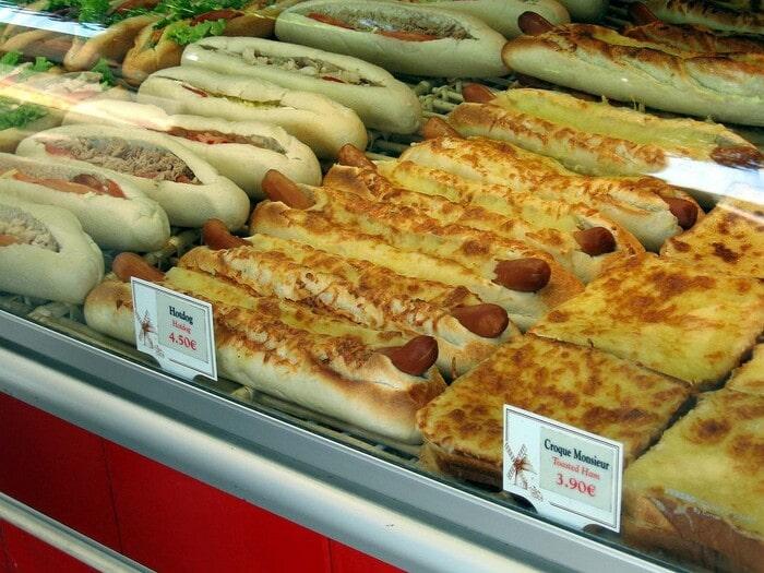 Парижский хот-дог
