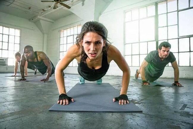 Спорт полезен для здоровья