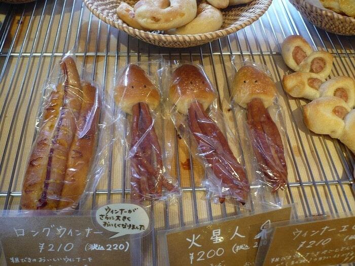 Японский хот-дог