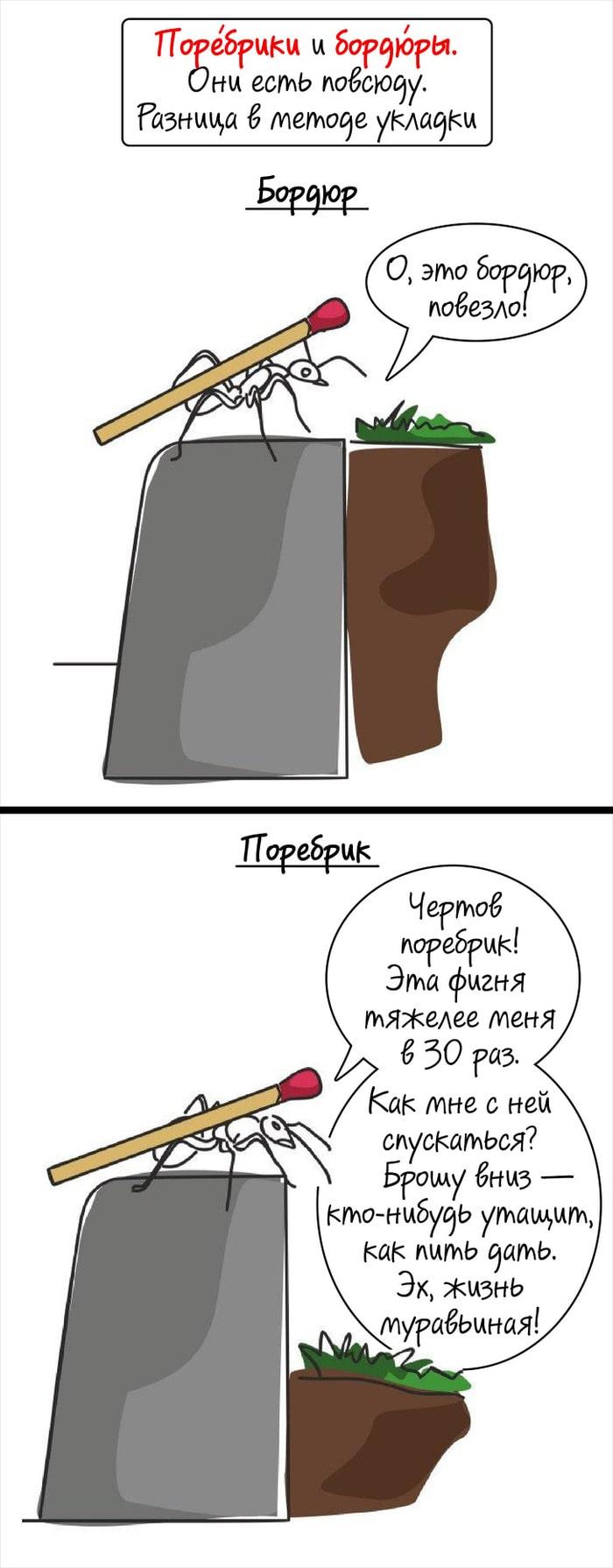 бордюр