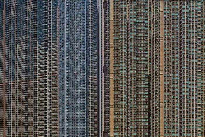 архитектура Гонконга