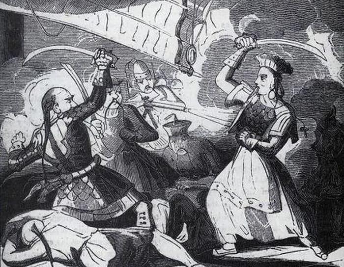 Самым жестоким и могущественным пиратом в истории была женщина