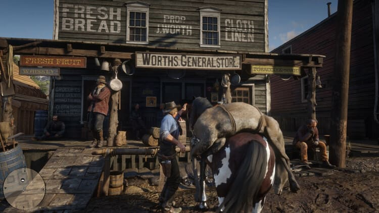 10. Red Dead Redemption 2