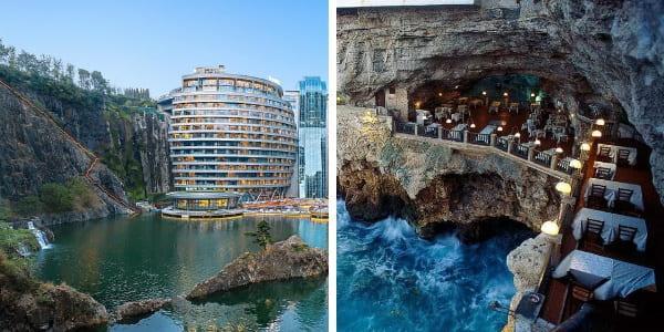 18 удивительных зданий, в существование которых верится с трудом