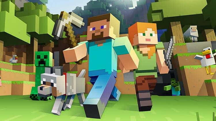 2. Minecraft
